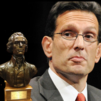 House Majority Leader Eric Cantor (Common Cause)