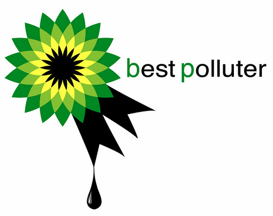 BP Reimagined via Greenpeace contest