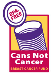 Cans Not Cancer logo