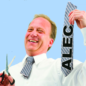 Tell ALEC Corporations It's Time To Cut Ties!