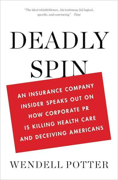 Cover of Deadly Spin