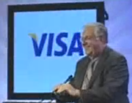 Dick Armey at Visa-sponsored ALEC session (2008)