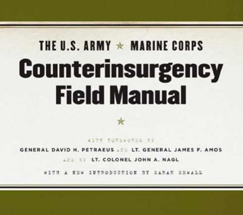 Military Counter-Insurgency Manual