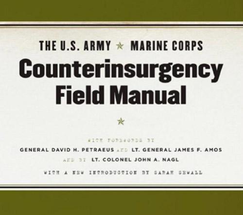 Military Counter-Insurgency Manual
