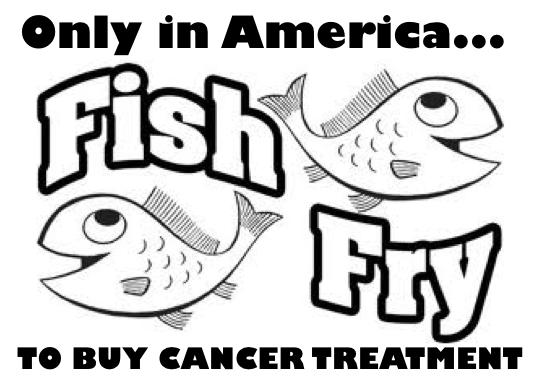 Fish Fry for Cancer Treatments