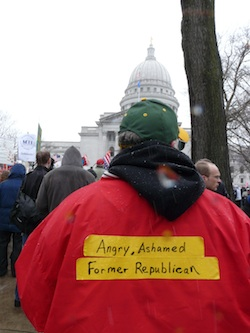 Angry, Ashamed Former Republican