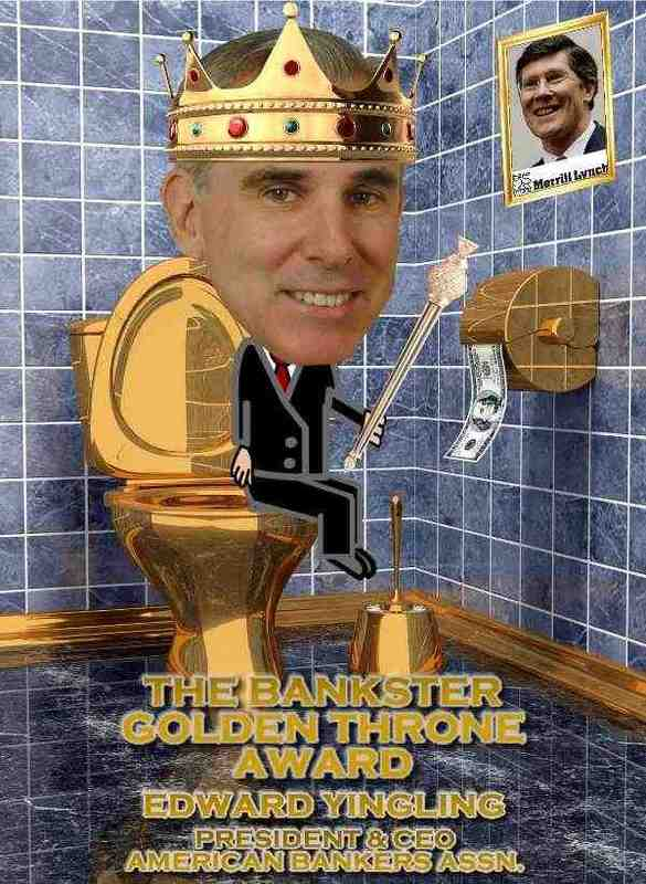 CMD's First Golden Throne Award presented to Edward Yingling