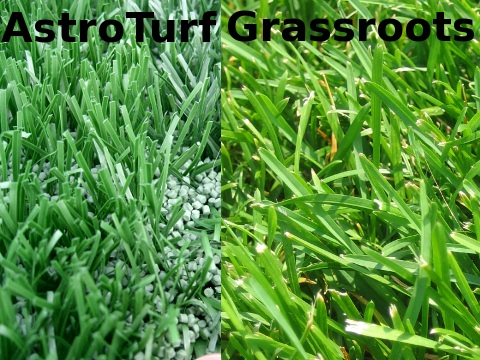 Ows Real Grassroots Vs Astroturf Pr Watch
