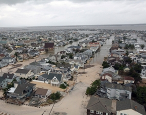 New Jersey after Hurricane Sandy