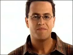 Jared Fogle: A walking disclosure?
