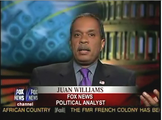 Rough Night For Juan Williams Last Night