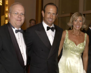 Betsy and Dick DeVos