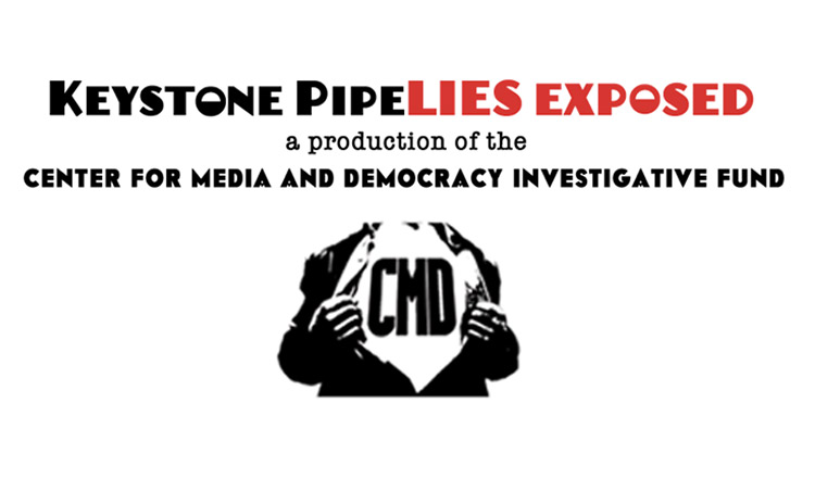 Keystone PipeLIES Exposed
