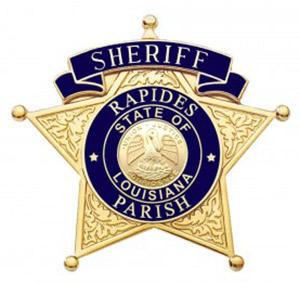 Louisiana sheriff badge