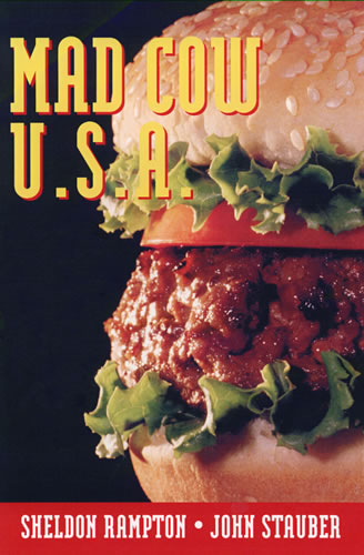 Mad Cow U.S.A. book cover