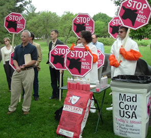 Mad Cow event