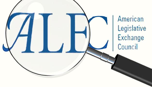 Examining ALEC