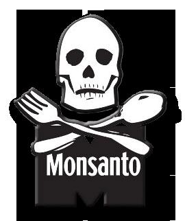 Monsanto skull