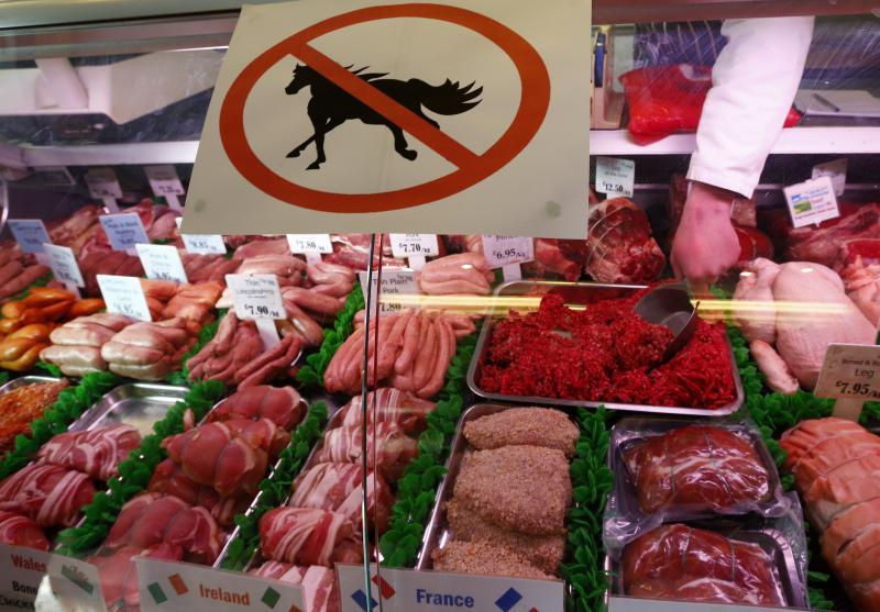 No Horsemeat Reuters