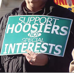 Support Hoosiers Not Special Interests