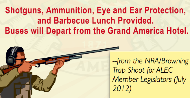 NRA barbecue