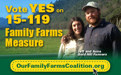 Our Family Farms Coalition ad