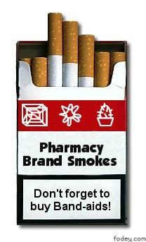 Pharmacy Brand Smokes