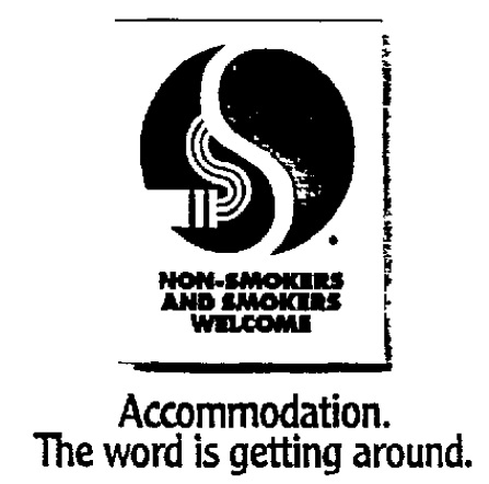 Philip Morris' Ying Yang Accommodation Program symbol