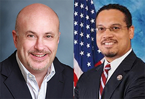 Mark Pocan and Keith Ellison