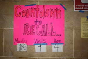 Countdown to Recall