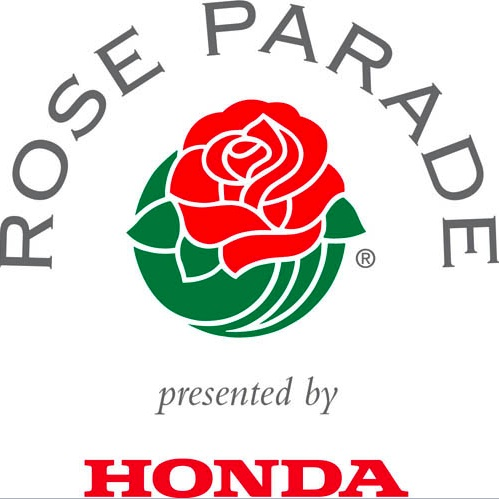 New Honda Rose Parade Logo