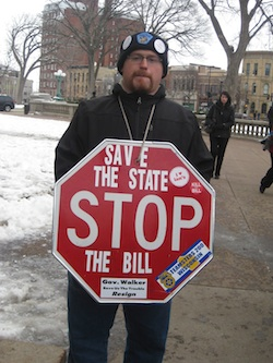 Save the State Stop the Bill