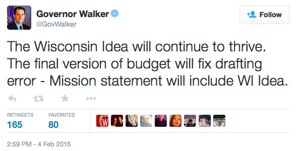 Walker Twitter
