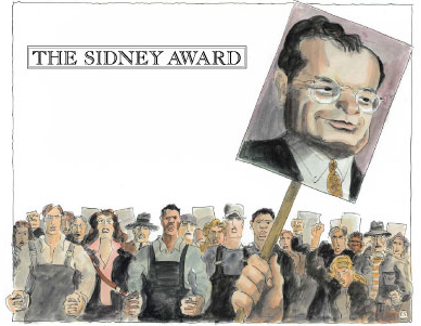 The Sidney Award