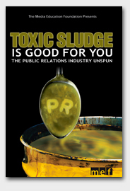 Toxic Sludge Is Good For You DVD jacket