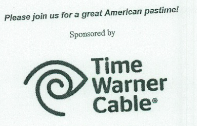 Invitation to ALEC politicians from Time Warner Cable