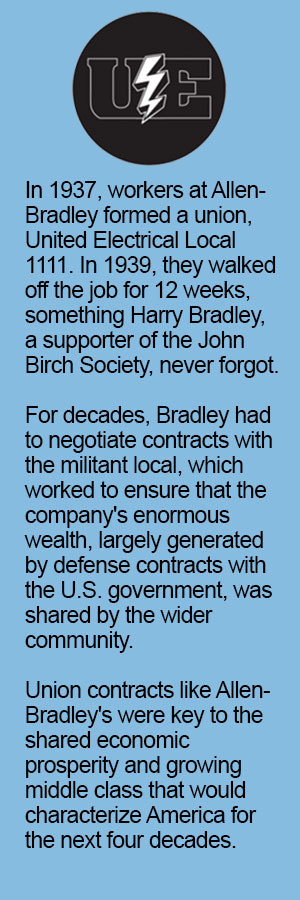 Bradley Union Graphic