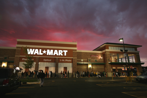 walmart dallas oregon