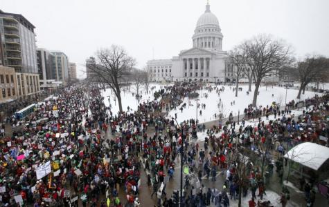 Wisconsin Capitol 2011 protests