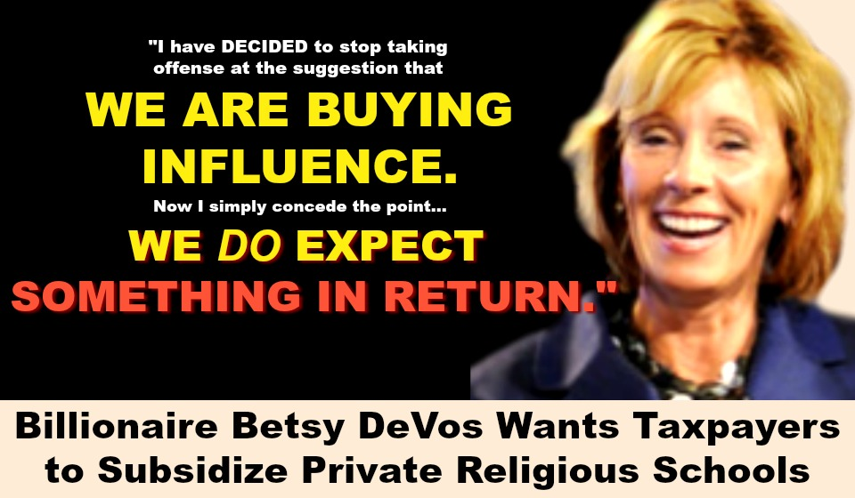 Betsy Devos Trumps Education Pick Has >> 5 Things To Know About Billionaire Betsy Devos Trump Education