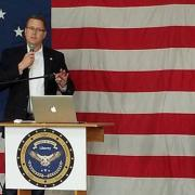 Matt Shea introduced legislationbto create a new State of Liberty from Eastern Washington.