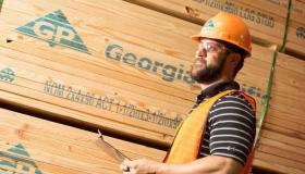 Georgia Pacific lumber