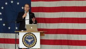 Matt Shea introduced legislationbto create a new State of Liberty from Eastern Washington.