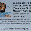 Democracy Awakening 2016