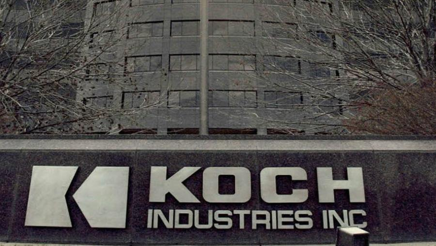 The Good: Koch Machine Steps up Lobbying to Stall Climate Action, Fight Donor Disclosure Koch-900x500