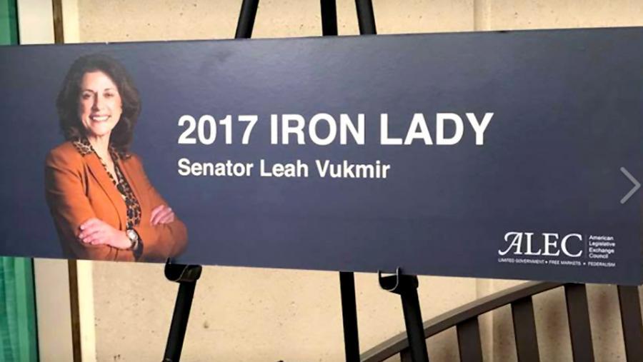 2017 Iron Lady - Leah Vukmir