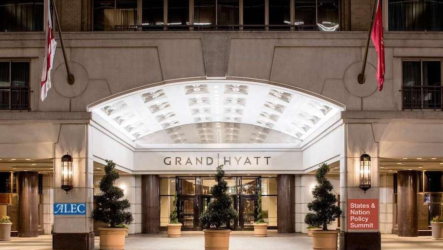 ALEC 2018 States & Nation Policy Summit at Washington DC Grand Hyatt