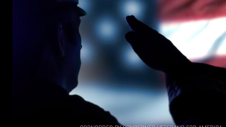 Concerned Veterans for America (CVA) ad