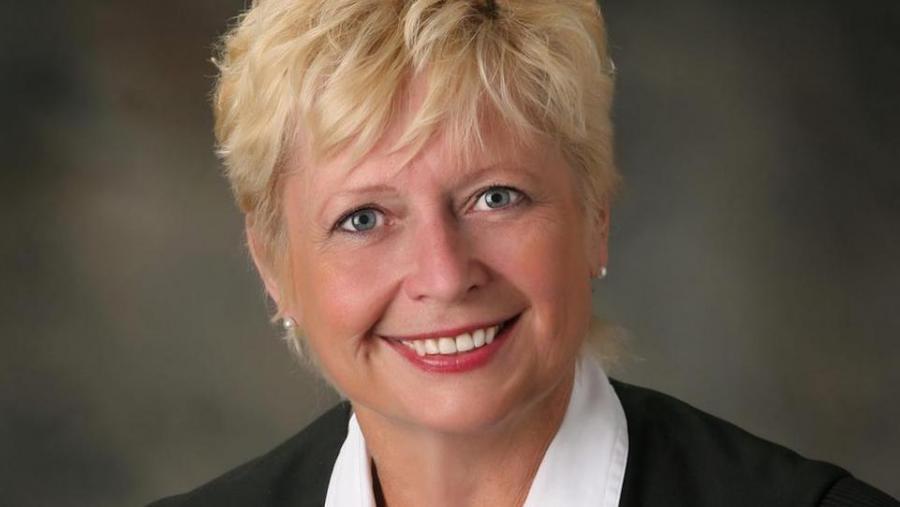 Former Wisconsin Supreme Court Justice Janine Geske