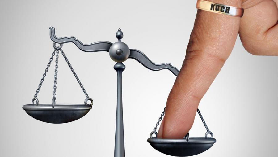 Koch Justice